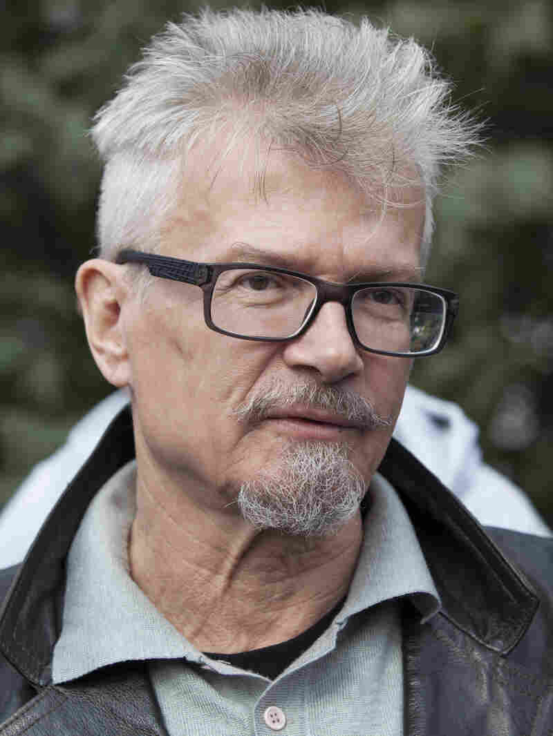 Russian writer and political dissident Edward Limonov was the founder of the National Bolshevik Front.