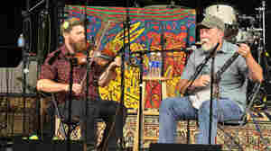 Dave Bing And Ben Townsend On Mountain Stage