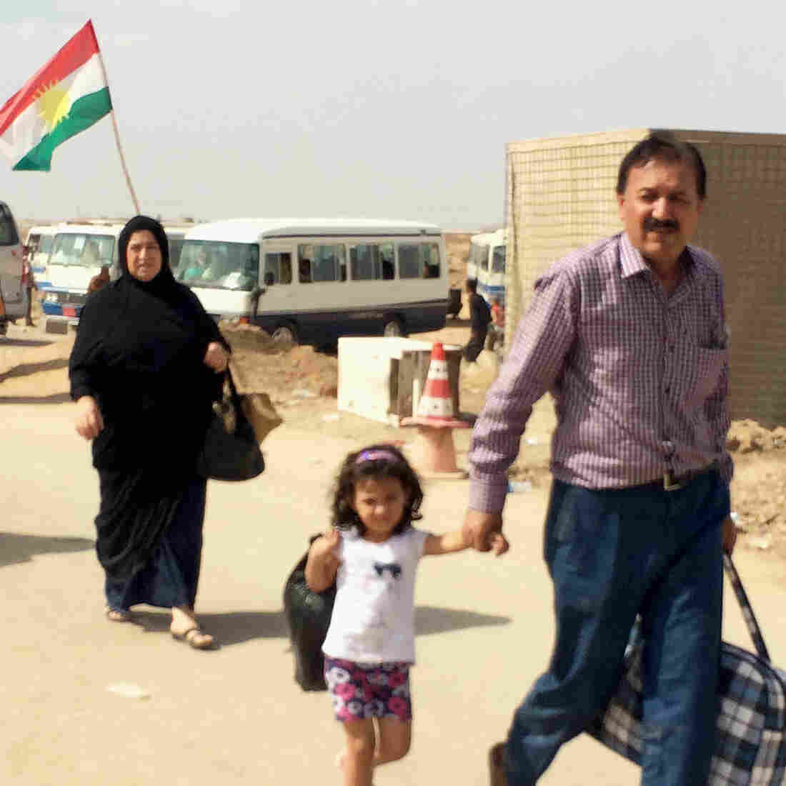 The Artificial Boundary That Divides Iraq