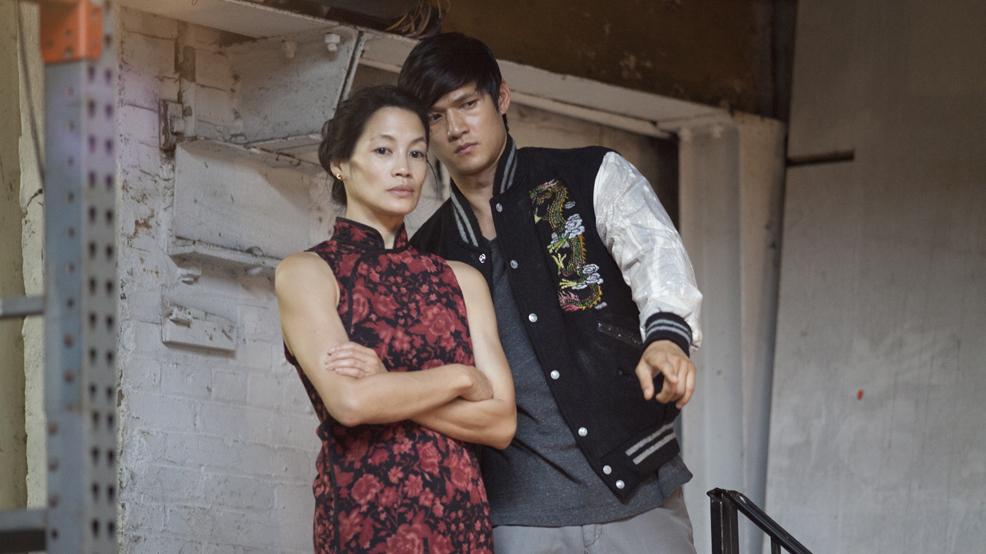 Asian american gang
