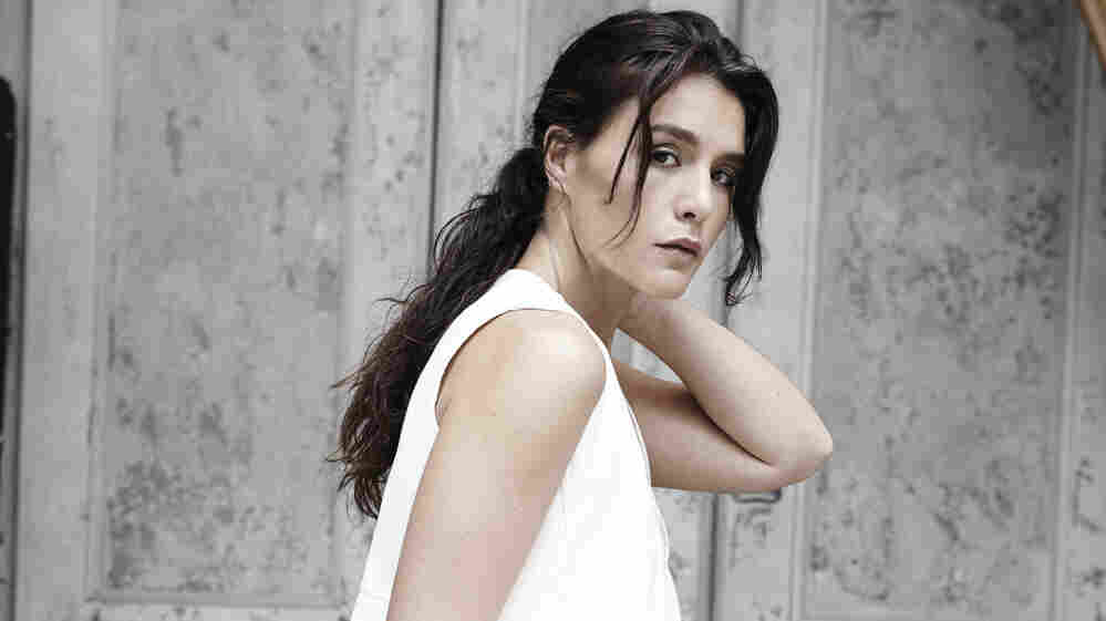 """""""I didn't know that it was going to be my career,"""" Jessie Ware says. Her new album is titled Tough Love."""