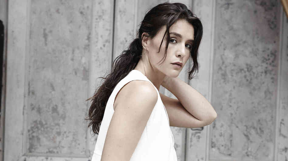 """I didn't know that it was going to be my career,"" Jessie Ware says. Her new album is titled Tough Love."