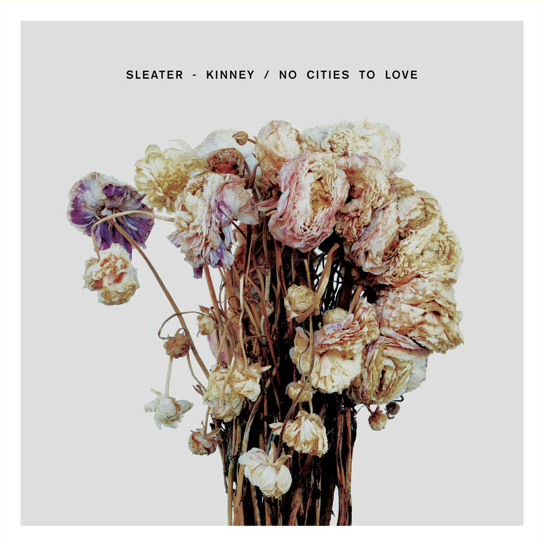 Sleater-Kinney's first album after the trio's eight-year hiatus, No Cities To Love, will be out January 20 on Sub Pop.