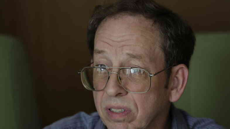 Jeffrey Fowle, an American who had been detained in North Korea, spoke to The Associated Press last month in Pyongyang. Fowle was released by North Korean authorities and flown back to the U.S. on Tuesday.