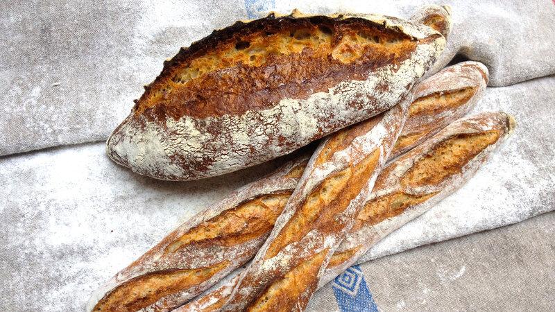 To Make Bread Watch The Dough Not The Recipe The Salt Npr