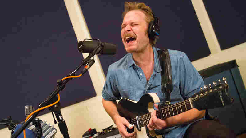 Hiss Golden Messenger On World Cafe