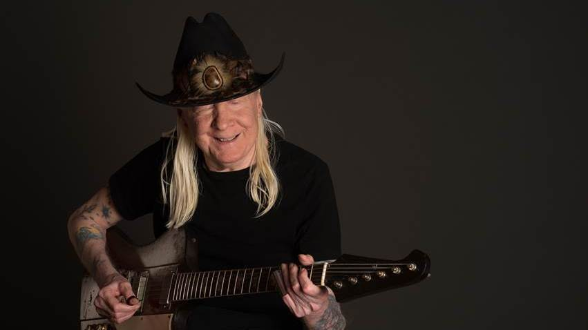 Johnny Winter, 'Death Letter'
