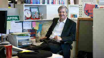 Senior Washington Correspondent Ron Elving.