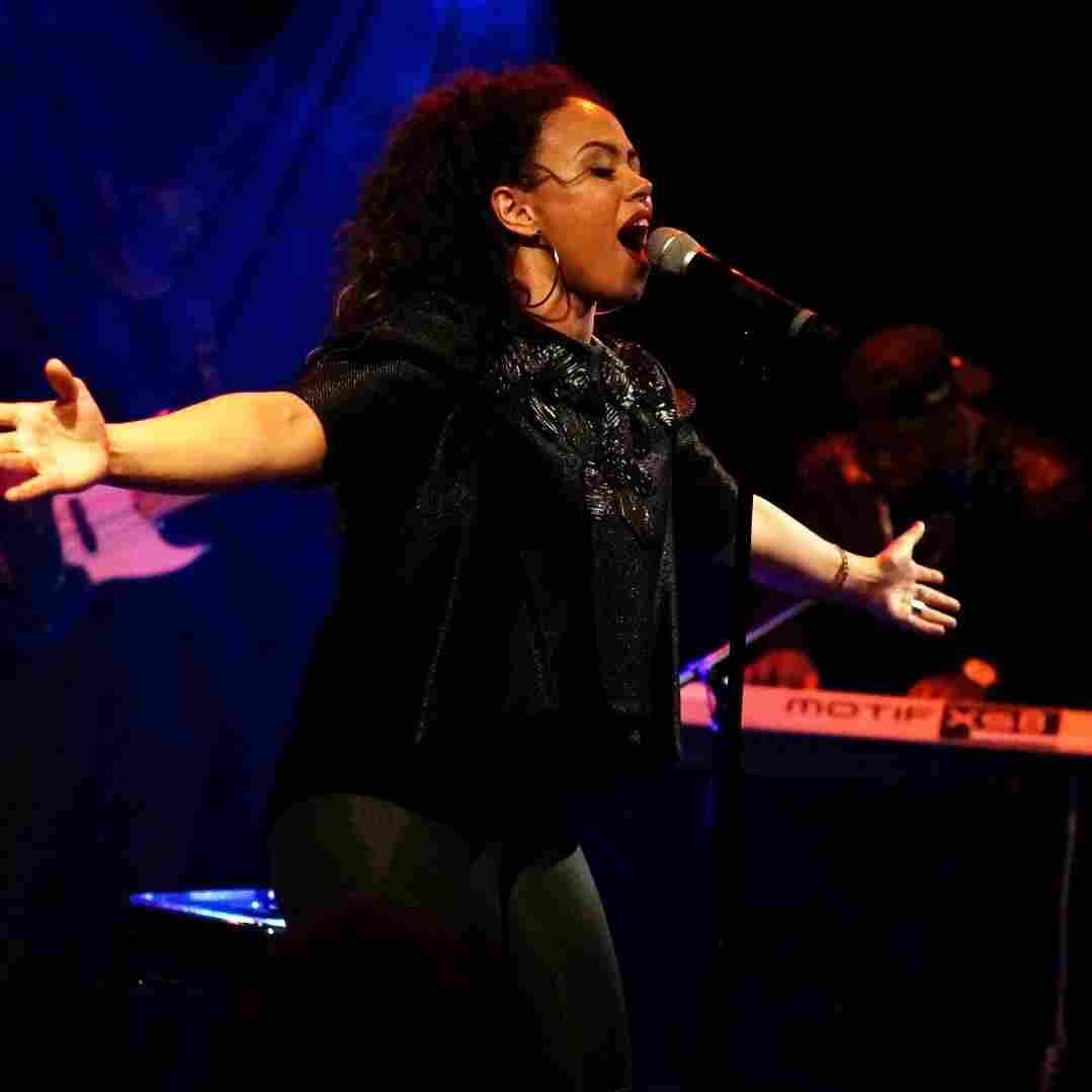 NPR Music Presents: Elle Varner, B.J. The Chicago Kid, Lia Ices And Cayetana
