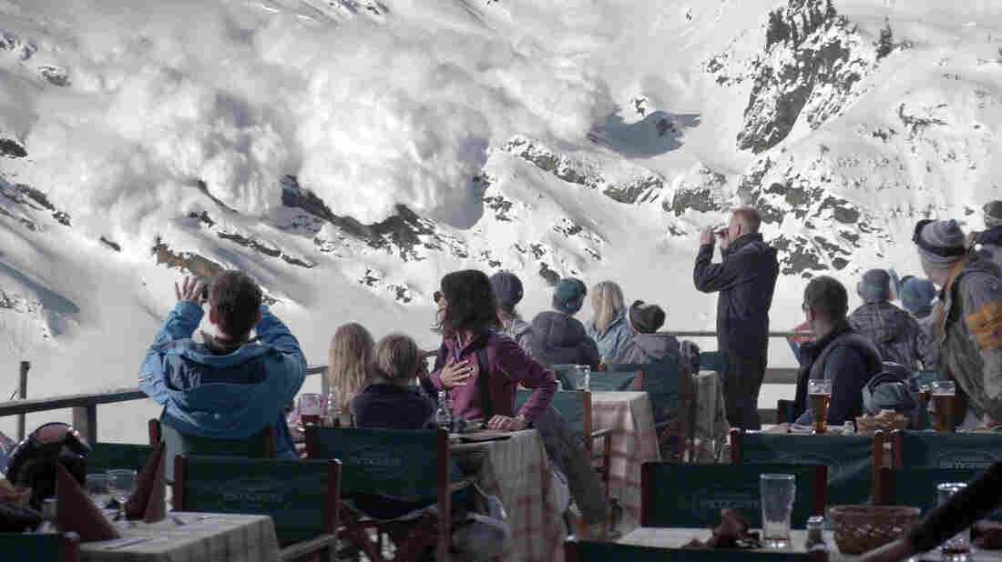 Force Majeure follows the aftermath of a split-second decision made by a father during an avalanche.