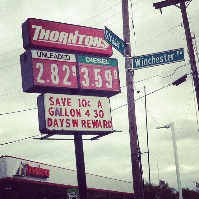 Low Gas Prices >> You Re Enjoying Low Gas Prices But Some Economists Worry Deflation