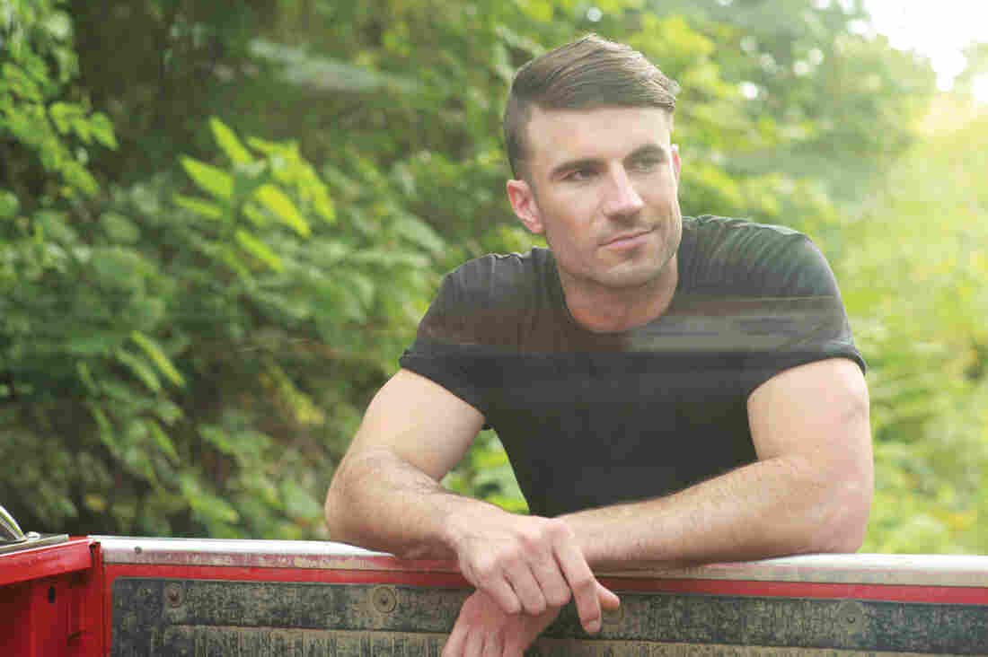 Sam Hunt has written hits for both Kenny Chesney and Keith Urban. His debut album, Montevallo, is out on Oct. 27.