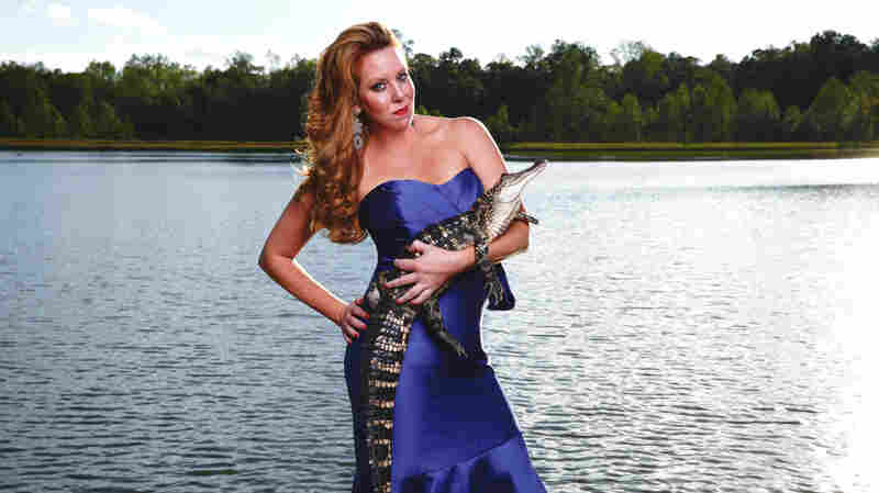 Christy Redd is the co-owner of America's largest alligator leather tannery.