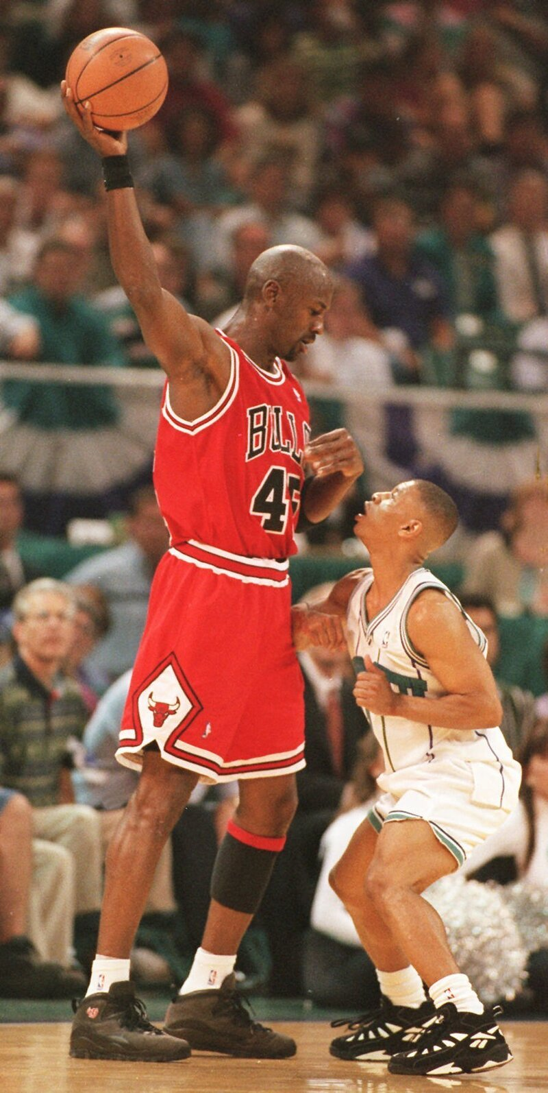 73722d904f51 No Small Feat  The NBA s Shortest Player Never Gave Up   NPR