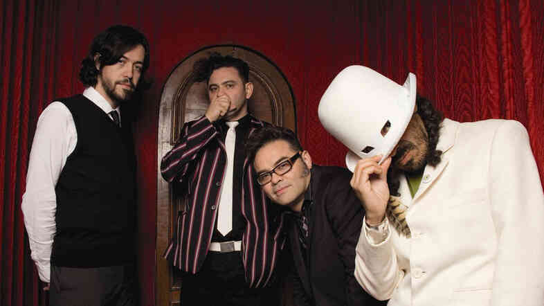 Cafe Tacvba's 1994 album Re changed Latin music as we know it.