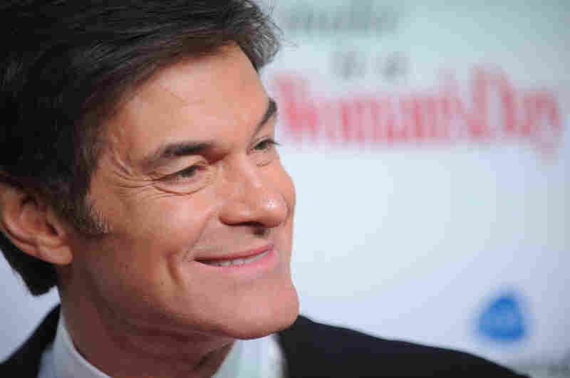 """""""My job is to be a cheerleader for the audience when they don't think they have hope,"""" Dr. Mehmet Oz told a congressional panel that blasted him for promoting supplements."""