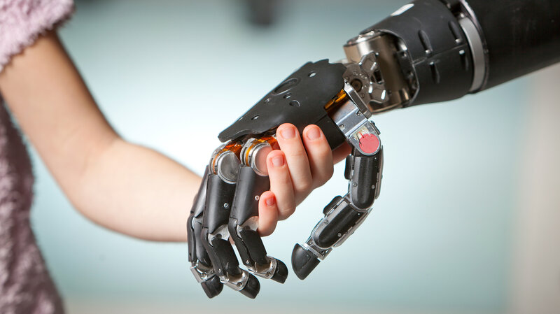 the prosthetics industry gets a human touch npr