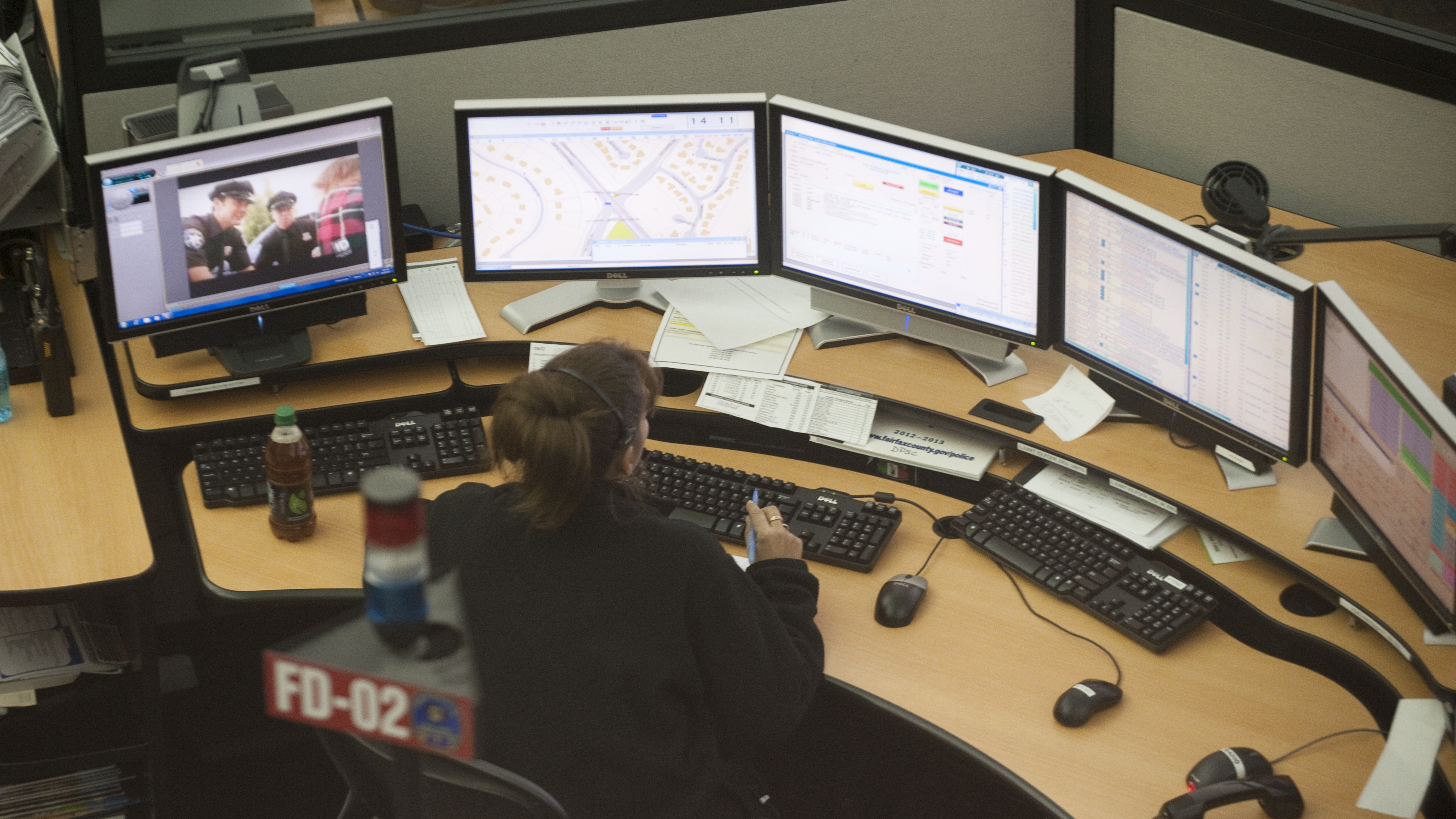 Calling 911 On Your Cell? It's Harder To Find You Than You Think