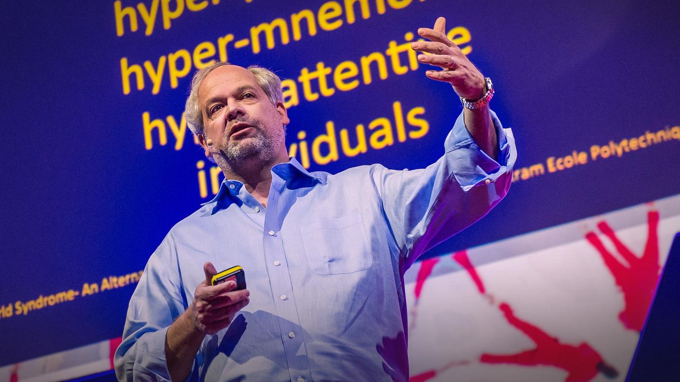Juan Enriquez: Are We Evolving Into A Different Species?