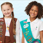 Girl Scouts Look For A Way Out Of The Woods