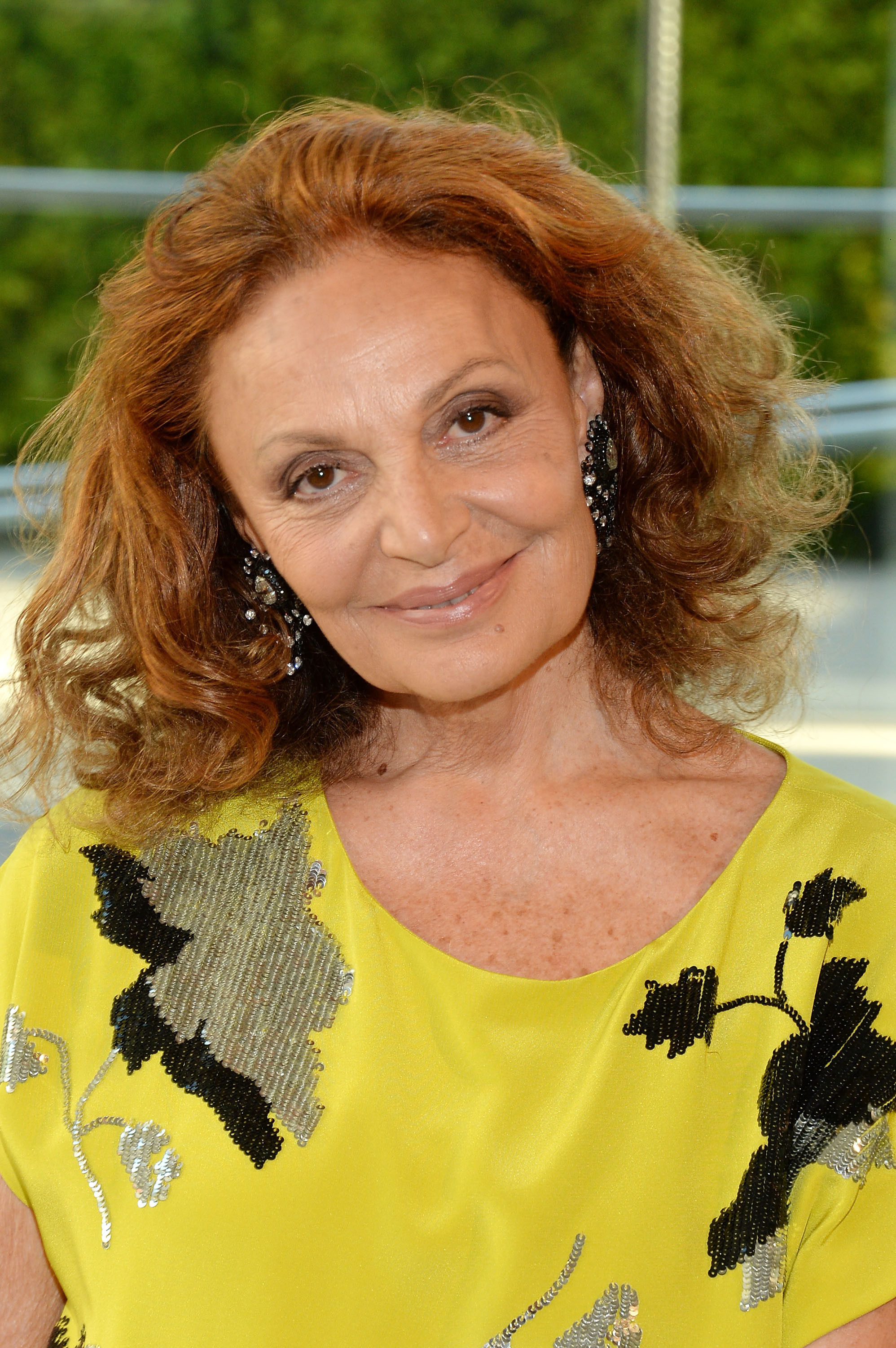 40 years later diane von furstenberg 39 s wrap dress still wears well ncpr news. Black Bedroom Furniture Sets. Home Design Ideas