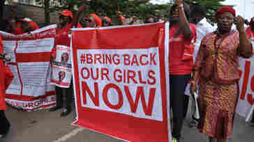 Earlier this month, people demonstrate in Nigeria's capital, Abuja, calling on the government to rescue girls taken from a secondary school in Chibok region in April. Now there are reports that militants of the extremist Boko Haram movement have kidnapped more girls.