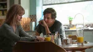 Amnesiac Christine Lucas (Nicole Kidman) struggles to trust her husband Ben (Colin Firth).