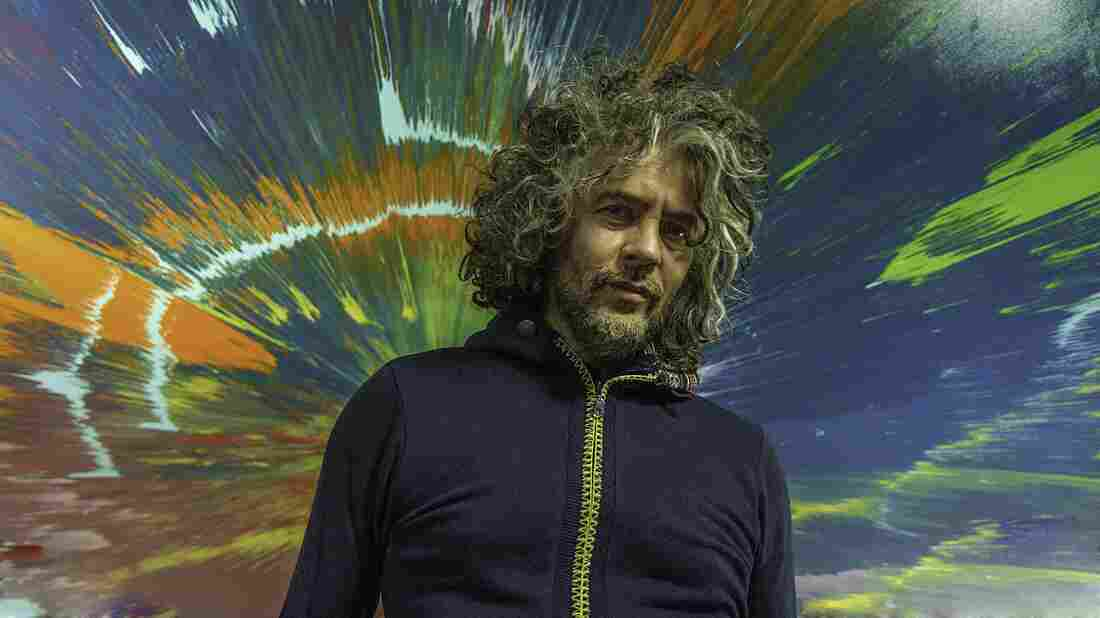 Wayne Coyne of The Flaming Lips speaks to NPR's Arun Rath about his band's new album, With A Little Help From My Fwends.