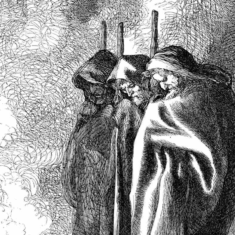 The Serious History Of Hocus Pocus In 'Penguin Book Of Witches'