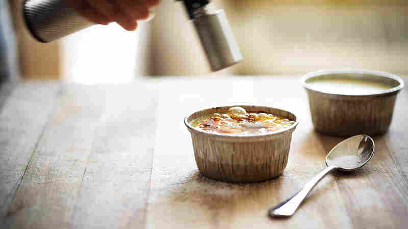 Say you want to make creme brulee, but don't own a kitchen blowtorch. What to do? In Toronto, there's a new solution: a start-up offering a library just for kitchen tools and appliances.