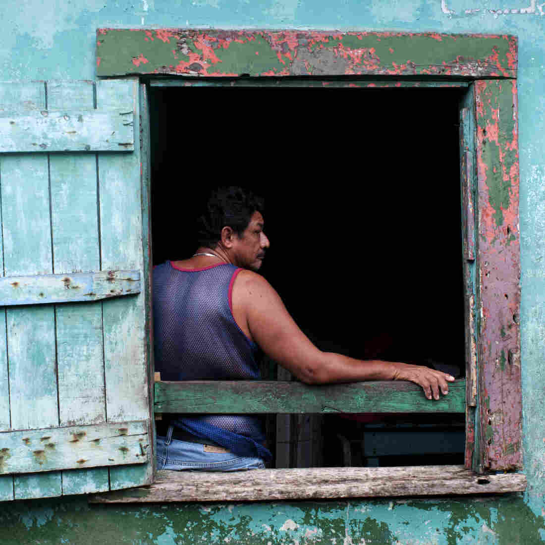 Bluefields sits along Nicaragua's Caribbean Coast. It's a place where six in 10 people live in extreme poverty.