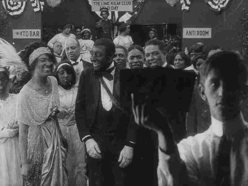Bert Williams: Lime Kiln Field Day Project, starring Odessa Warren Grey and Bert Williams, was never released — or even titled — back when it was shot in 1913.