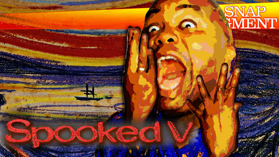 """Snap Judgment Episode #526 """"Spooked V: Innocence Lost"""""""