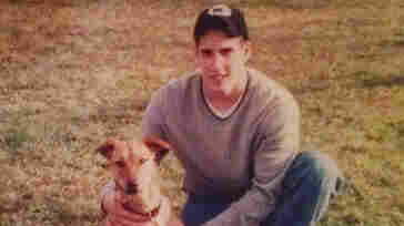 Brian Parrello, shown at his grandfather's house in 2002 with his dog Madison, was 19 years old when he died in Iraq.