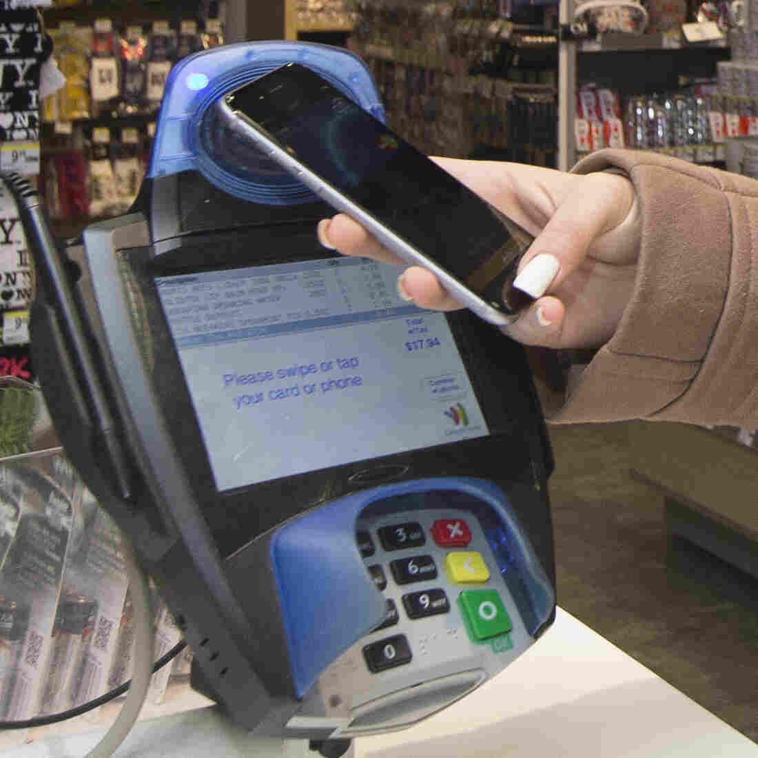 CVS Pulls Apple Pay, And Many See A Fight Over Mobile Wallets