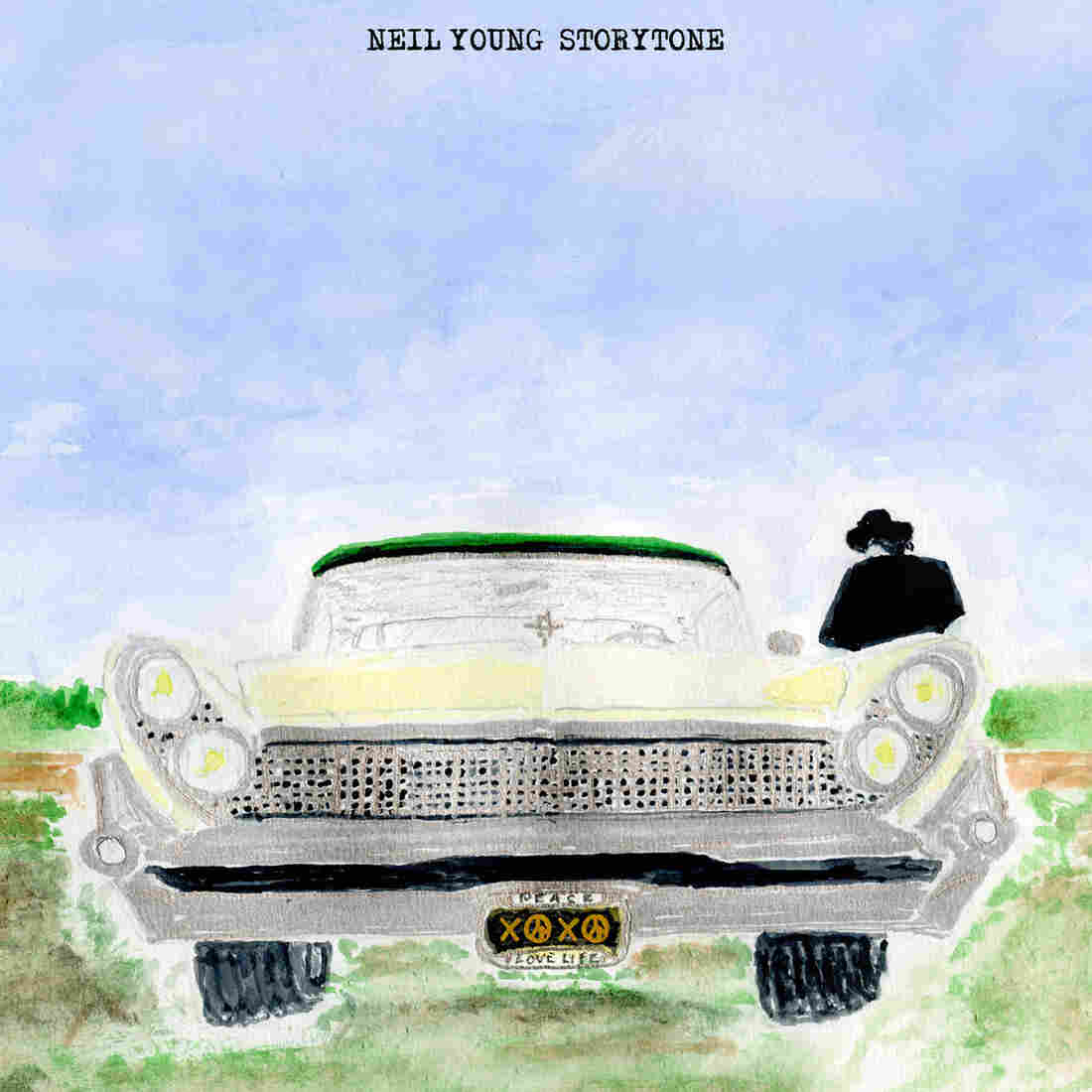 Neil Young's new album, Storytone, comes out Nov. 4.