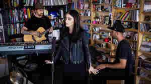 Banks: Tiny Desk Concert