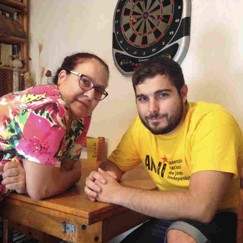 New Generation Of Catalonian Separatists Looks To Future, Not Past