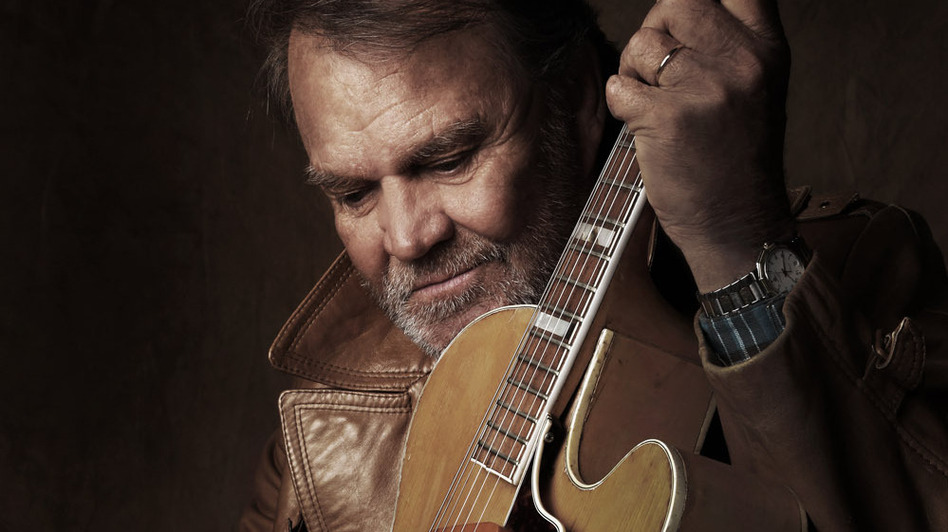 In 2011, Glen Campbell announced that he had been diagnosed with Alzheimer's disease. (Courtesy of the artist)