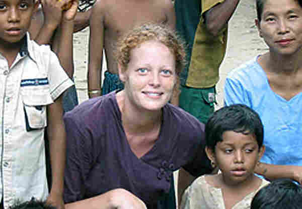 "In a Oct. 26, 2014 telephone interview with CNN, Kaci Hickox, the nurse quarantined at a New Jersey hospital because she had contact with Ebola patients in West Africa, said the process of keeping her isolated is ""inhumane."""