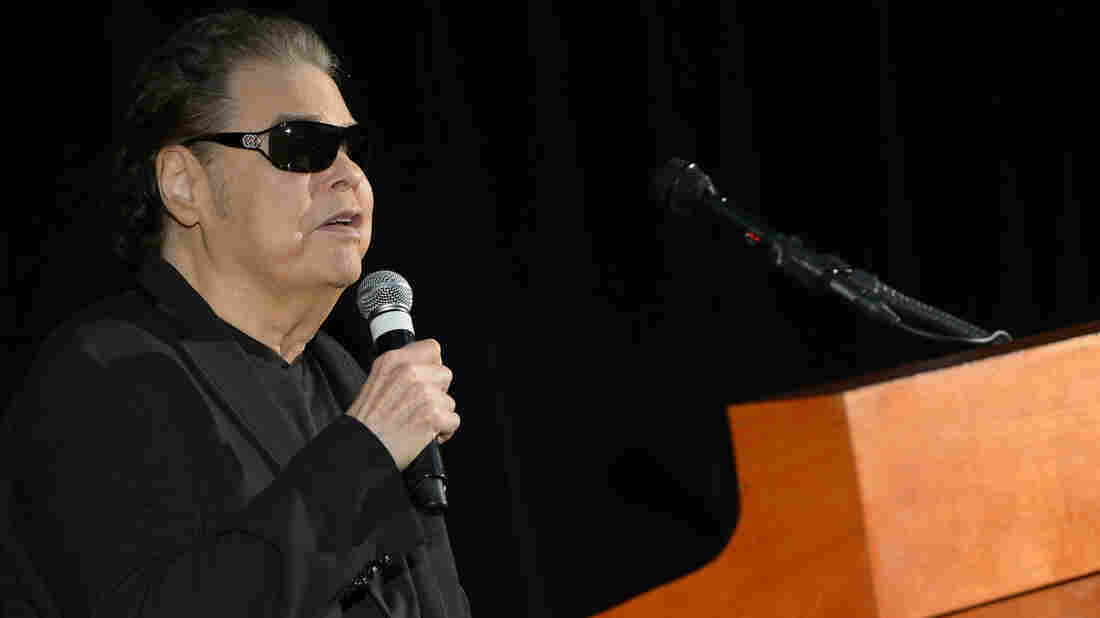 Singer and songwriter Ronnie Milsap is a new inductee into the Country Music Hall Of Fame in Nashville, Tenn.