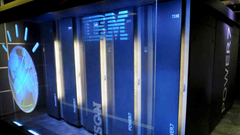 IBM's Watson supercomputer is most famous for winning at Jeopardy! Now it's been called in to come up with recipe ideas.