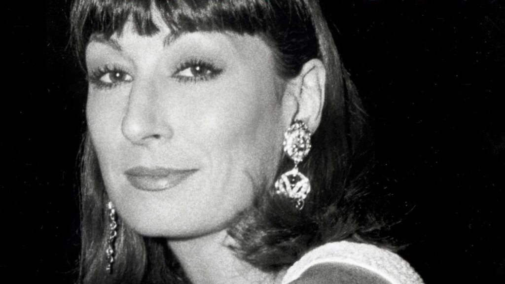 Book Review: 'Watch Me,' By Anjelica Huston | : NPR