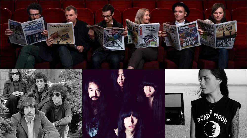 New Mix: The Velvet Underground, Belle & Sebastian, Grouper, More