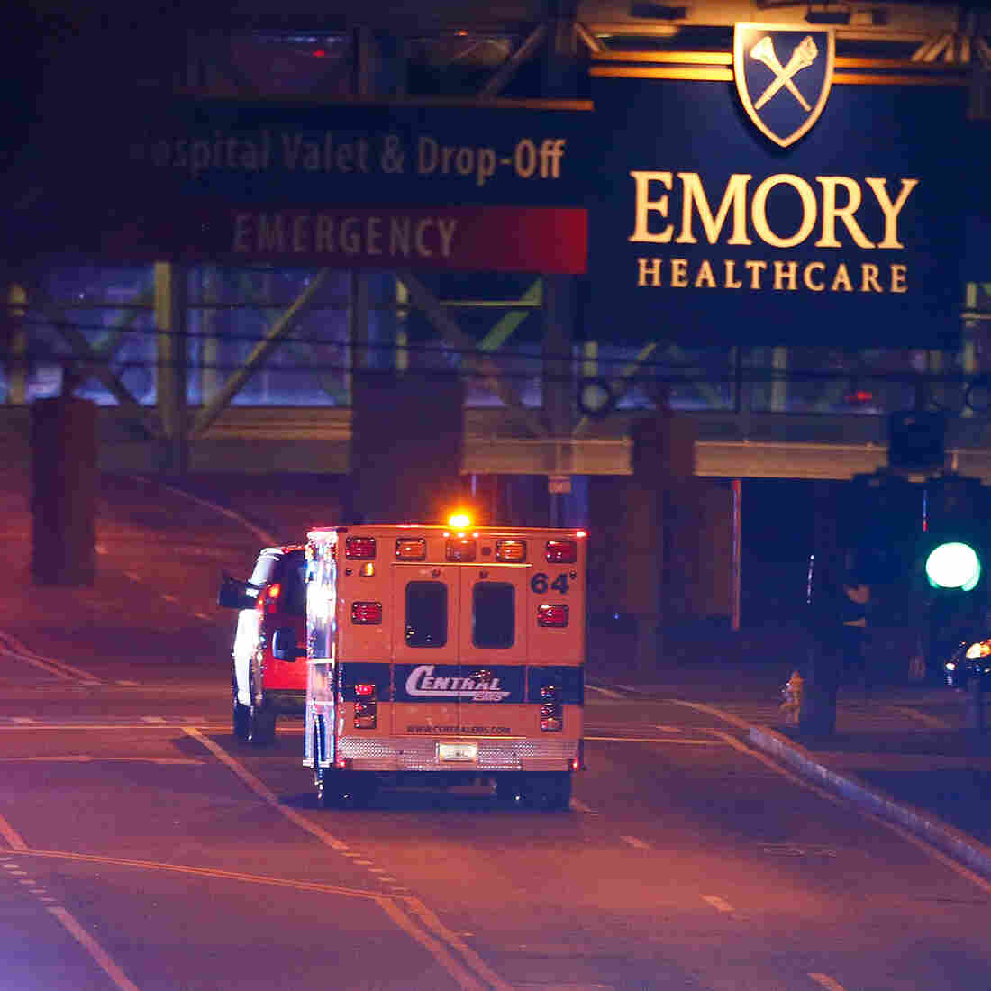 Emory Hospital Shares Lessons Learned On Ebola Care