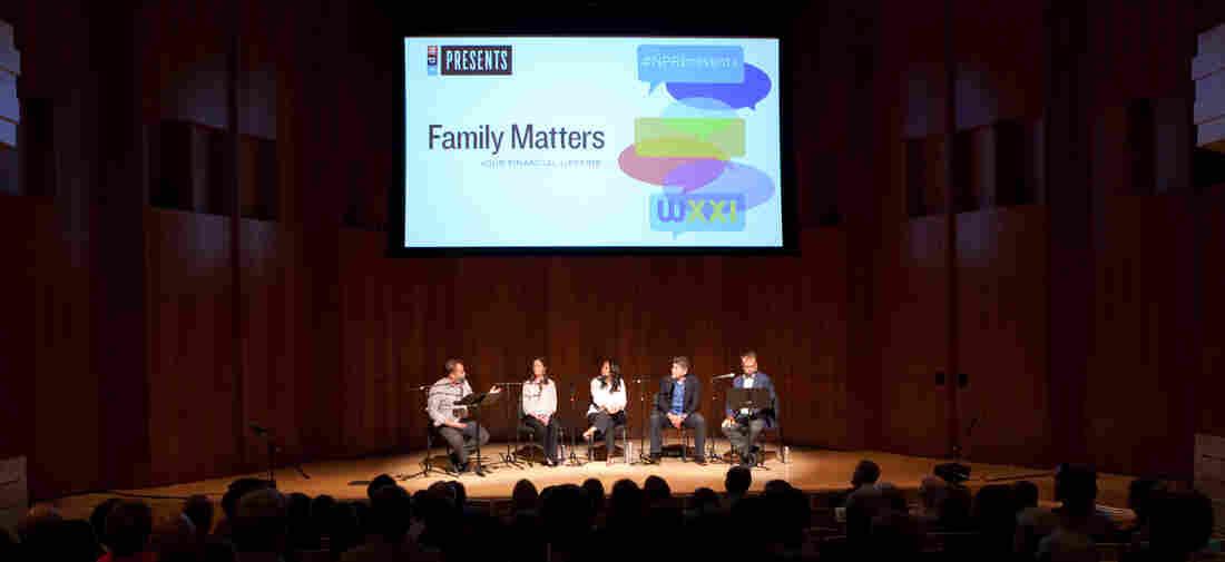 Family Matters panel
