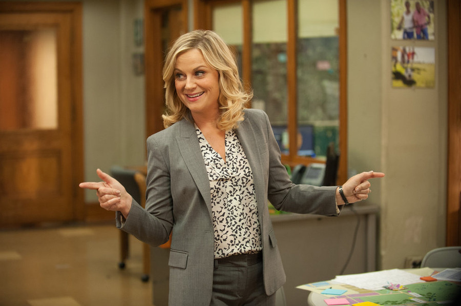 A Candid Memoir From Comedian Amy Poehler? 'Yes Please'