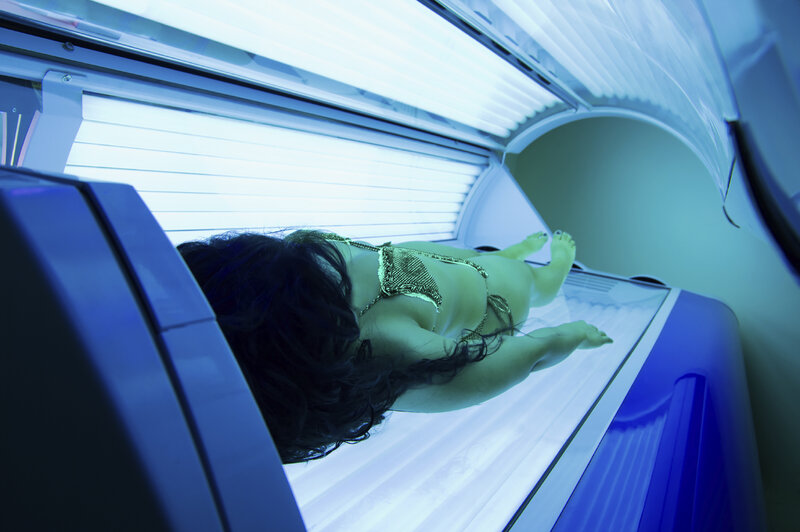 Campuses Play Host To Tanning Beds Despite Skin Cancer Risk Shots