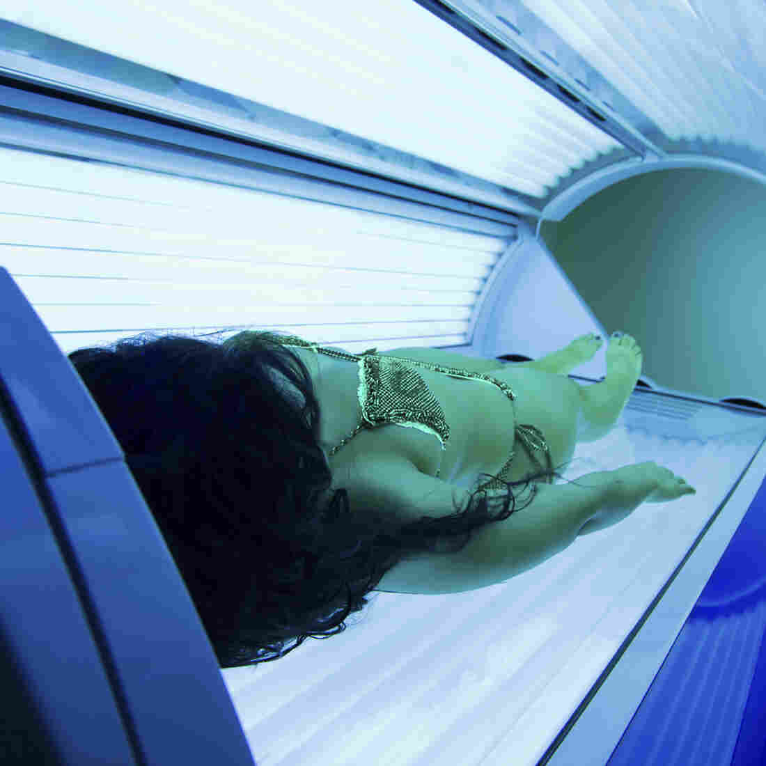 Campuses Play Host To Tanning Beds, Despite Skin Cancer Risk