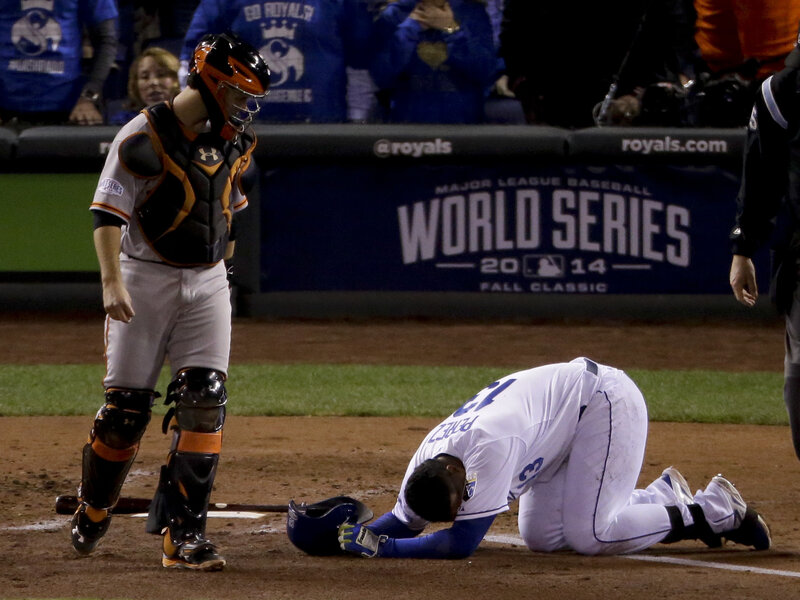 World Series: Madison Bumgarner Carries Giants To 3rd Title